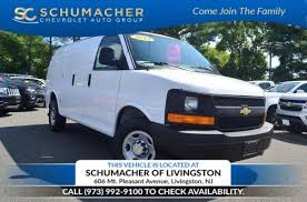 2017 Chevrolet Express Gasoline With Bucket Seats