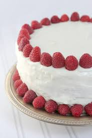 Raspberry Cheesecake Cake recipe