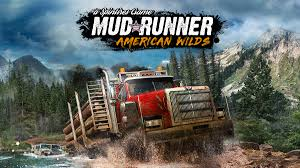 100 Truck Mudding Games Spintires MudRunner American Wilds For Nintendo Switch Nintendo