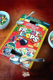 Bowl Of Fruit Loops Calories Hockey Just Make A Few Cuts And Its Game On