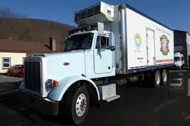 100 Reefer Truck For Sale 1994 Peterbilt 357 Tandem Axle Refrigerated For Sale By Arthur