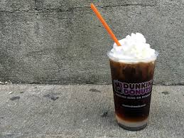 EC I Tasted Dunkin039 Donuts New Sweet And Salted Cold Brew Coffee
