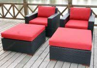 Patio Furniture With Hidden Ottoman by Patio Chair With Hidden Ottoman E85 Verambelles