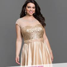 girls plus size special occasion dresses pluslook eu collection