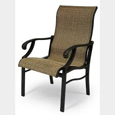 Patio Furniture Sling Replacement Phoenix by Sunset Terrace Dining Chair Replacement Sling