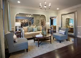 traditional living room with crown molding carpet zillow digs