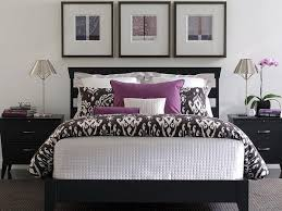 Fabulous Purple And White Bedroom Ideas In Combination17