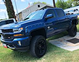100 Used Chevy Trucks For Sale SCA CHEVY BLACK WIDOW 2018 Chevrolet Silverado 1500 LT