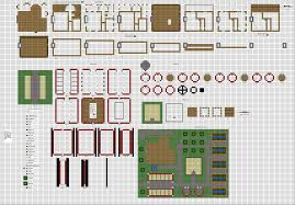 Minecraft House Floor Designs by Minecraft Npc House Blueprints Home Deco Plans