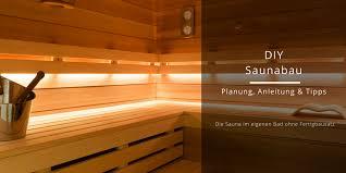 diy sauna selber bauen familiethimm de