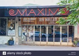 100 Karlaplan Maximteatern Maxim Theatre A Private Theatre