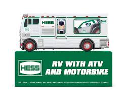 Hess Truck 2018: Holiday Toy On It's An RV With Motorbike And ATV ... Hess Oil Co 2004 Miniature Tanker Truck Toysnz Hessother Toy Lot Of 23 In Original Boxes 40th Anniversary Suv With 2 Motorcycles Ebay 2016 And Dragster Gift Ideas Pinterest Hess Review By Mogo Youtube Fun For Collectors The 2017 Trucks Are Minis Mommies Style Cheap Share Price Find Deals On Line At Sport Utility Vehicle Similar Items And Toys Values Descriptions Set Of 3 2003 2012 Sale