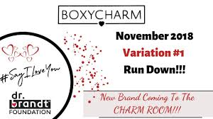 November 2018 Boxycharm | Variation #1 Reveal | #SayILoveyou Campaign Promotions Giveaways Boxycharm The Best Beauty Canada Free Mac Cosmetics Mineralize Blush For February Boxycharm Unboxing Tryon Style 2018 Subscription Review July Box First Impressions Boxycharm August Coupon Codes Below April Msa January In Coupons Hello Subscription Coupon Code Walmart Canvas Wall Art May