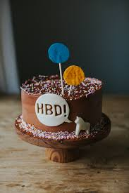 Cake Decorating Books Barnes And Noble by Classic Yellow Cake With Chocolate Frosting U2014 Molly Yeh