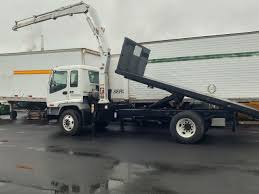 100 Food Service Trucks For Sale 2007 GMC W7 Crane Truck Flatbed Dump Utility Truck Truck