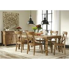 Ashley Dining Table Signature Design By Brown Room Furniture Round Sets