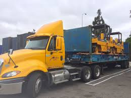 Intermodal Transporation Service - Los Angeles & Long Beach Port