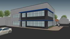 100 Patterson Architects New Office Building Underway Near Libbie And Richmond