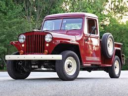 100 Old Jeep Trucks Time For A Look At Some Different Pickup Truck Offerings General