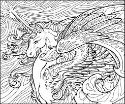 Detailed Coloring Pages Dragon For Adults Free In