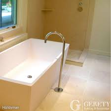 Windsor Acrylic Double Ended Clawfoot Tub Package Rim Faucet Drillings