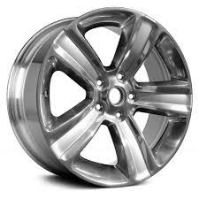 Replikaz® ALY02453U90OET - 20x9 5-Spoke Polished Alloy Factory Wheel ...