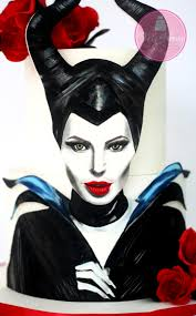 Maleficent Pumpkin Designs by Painting Maleficent U2013 Cakeheads