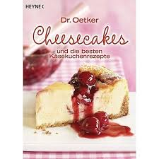 dr oetker cheesecakes