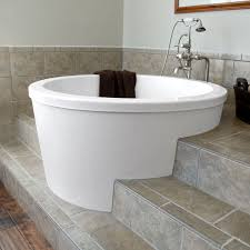 Appealing White Porcelain Japanese Soaking Tubs With Grey Tiled For ... Bathroom Design Ideas With Pictures Hgtv Beautiful Idea Guest Designs 13 Bathroomclassy Modern To Accommodate Overnight And Vanity Side 26 Half For Upgrade Your House Mexican With Pleasant Atmosphere Traba Homes Small The Updated Bathrooms To Beautify Old Home 20 Decor Michelenails Section 80 Best Gallery Of Stylish Large Great Arstic I You Decide Bath Materials Edition Emily Henderson Little Shower Room New Theme