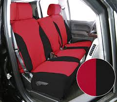Saddleman Neoprene Seat Covers, Neoprene Car Seat Covers