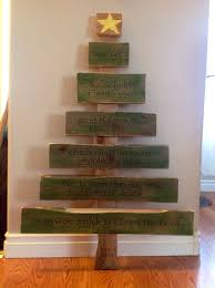 Scrap Wood Christmas Tree By PicketCountryWood On Etsy