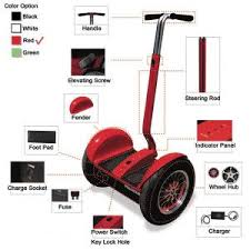 Hot Selling China Segway Style E Bike Scooter For Adult Kids With Best Price