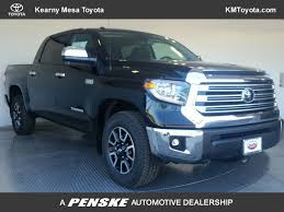 2018 New Toyota Tundra Limited CrewMax 5.5' Bed 5.7L At Kearny Mesa ... Toyota Tundra Trucks With Leer Caps Truck Cap 2014 First Drive Review Car And Driver New 2018 Trd Off Road Crew Max In Grande Prairie Limited Crewmax 55 Bed 57l Engine Transmission 2017 1794 Edition Orlando 7820170 Amazoncom Nfab T0777qc Gloss Black Nerf Step Cab Length Cargo Space Storage Wshgnet Unparalled Luxury A Tough By Devolro All Models Offroad Armored Overview Cargurus Double Trims Specs Price Carbuzz