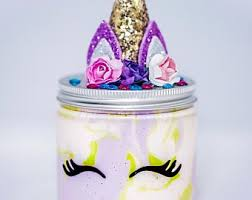 Unicorn Slime Pot Kit