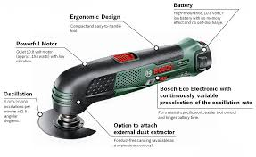 bosch pmf 10 8 li cordless lithium ion all rounder with 1 x 10 8 v