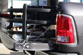 amp research bed extender truck access plus