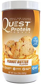 Quest Protein Powder Peanut Butter