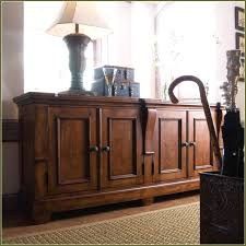 Espresso Buffet Tables Dining Sideboard Cherry Wood Buffet Table Buy