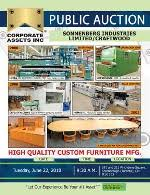corporate assets inc woodworking
