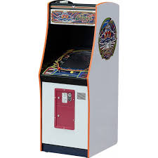 Galaga Arcade Cabinet Kit by Arcade Machine Collection 1 12 Scale Pre Painted Figure Galaga