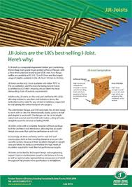 Tji Floor Joists Uk by I Joists