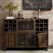 Living RoomBrilliant Room Buffet Cabinet With Wood Material Also Carpet Cool