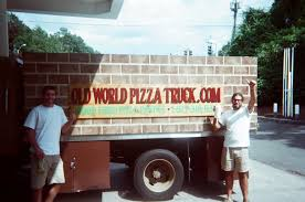 100 Pizza Truck Old World CT Food S