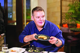 stage cuisine chef gary mehigan on bikes chickpeas and indian