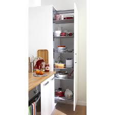 meuble cuisine 45 cm largeur meuble cuisine largeur 45 cm 11 avec caisson spaceo home 200 x 40