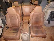 King Ranch Seats