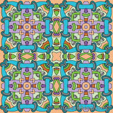 From Fanciful Mandalas Volume 4 Find This Pin And More On Coloring Books For Adults