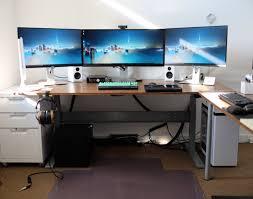 pc de bureau gaming chaise beau chaise bureau gamer ikea gaming computer desk setup