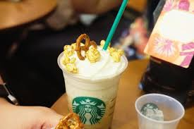 A Returning Favorite The Roasted Marshmallow Smores FrappuccinoR Blended Beverage Is Flavored With Vanilla Layered Smooth Whipped Cream