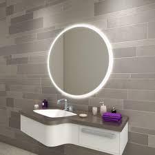 beleuchteter spiegel rund charon